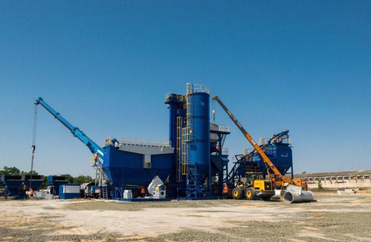 Украинская RDS вложила 75 млн грн в покупку асфальтобетонного завода и производственной базы в Херсонской области