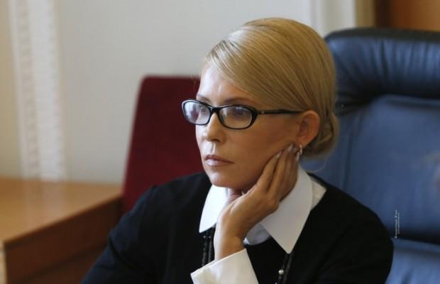 Тимошенко хотела возглавить ТКГ по Донбассу