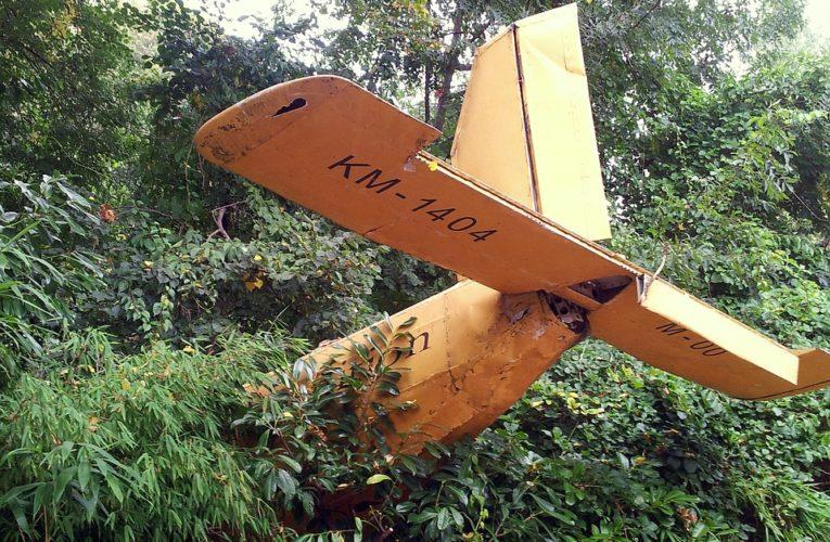 В Италии разбился туристический самолет
