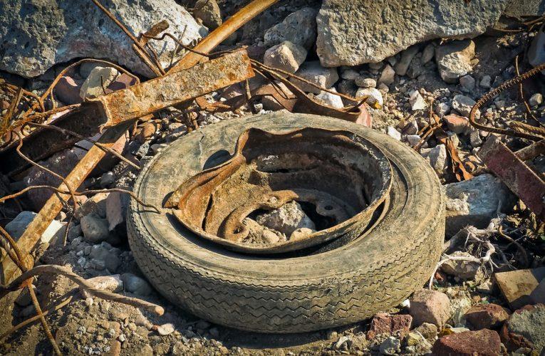 Стихийные мусорные свалки угрожают Куяльницкому лиману