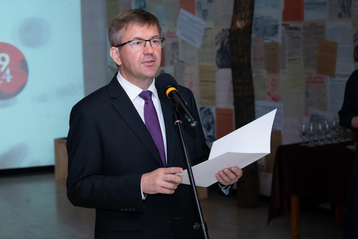 Посол Беларуси в Словакии выступил в поддержку  мирных протестов