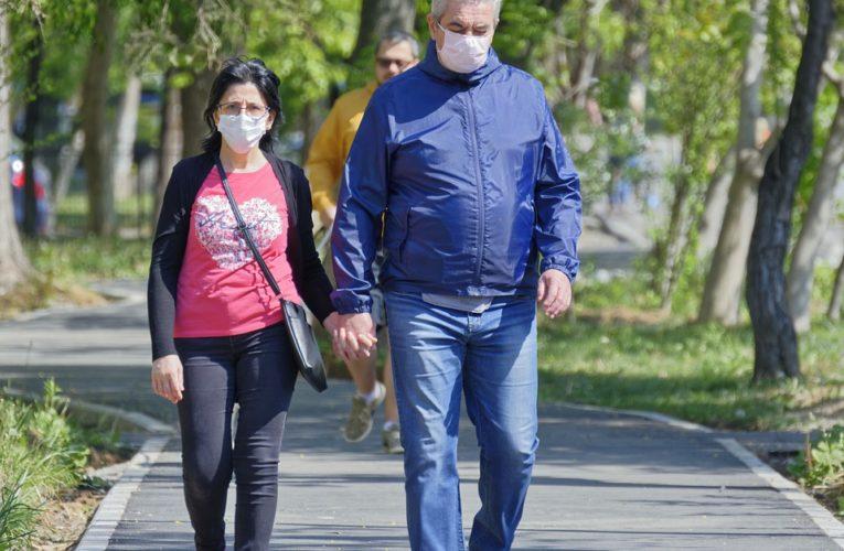 В Украине COVID-19 заразились больше людей, чем в Китае