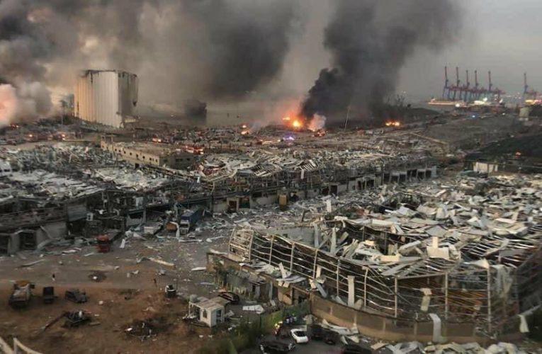 Число пострадавших в Бейруте выросло до 5 тысяч, жертв 135