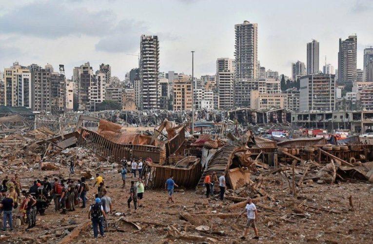 Мощный взрыв в Бейруте: все подробности (Фото)