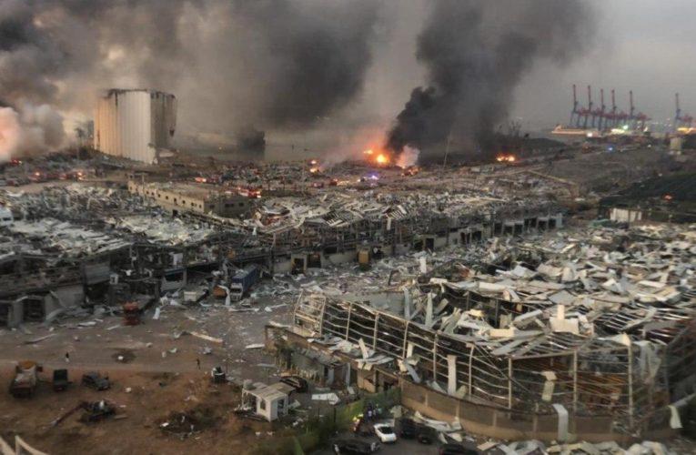 Взрыв в Бейруте: 300 тысяч человек остались бездомными