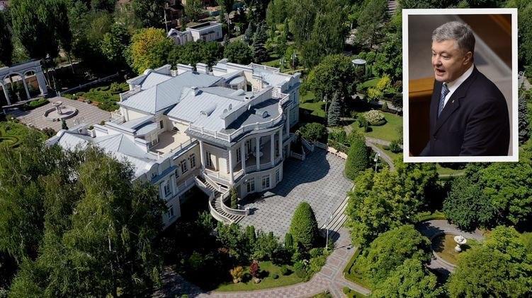 Стало известно, как живет экс-президент Украины (Фото, Видео)