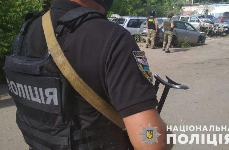 Під час спецоперації полтавського терориста ліквідовано – Нацполіція