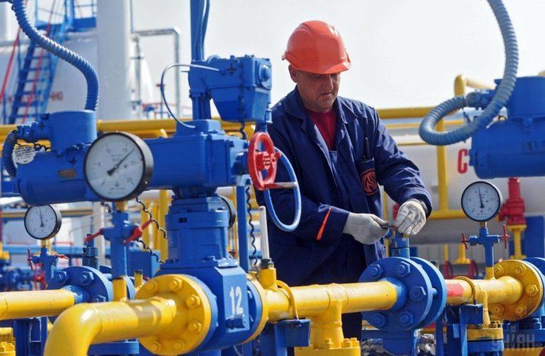 Транзит российского газа по Украине сократился почти в половину