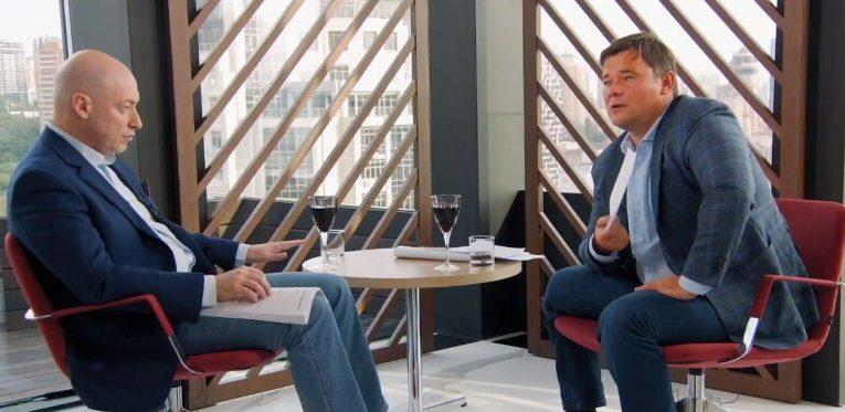 Гордон виклав режисерську версію інтерв'ю з Богданом тривалістю 36 годин