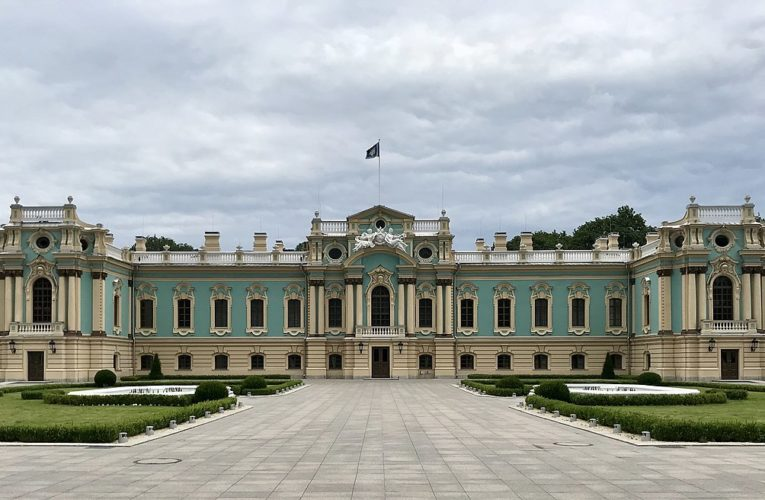 Резиденцию президента открыли для экскурсий