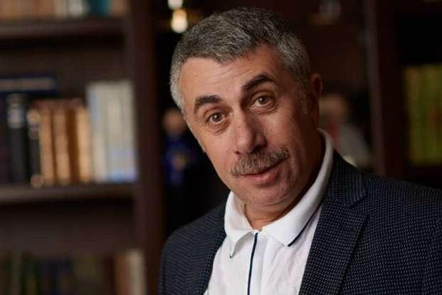 Відомий дитячий лікар Євген Комаровський став одним із співзасновників соціальної ініціативи «Здорове місто»