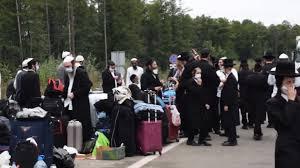 Посол Израиля призвал хасидов, находящихся на границе Украины с Беларусью, вернуться домой