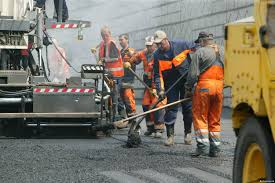 Зе-команда добилась финансирования ремонта дорог столичного Левобережья