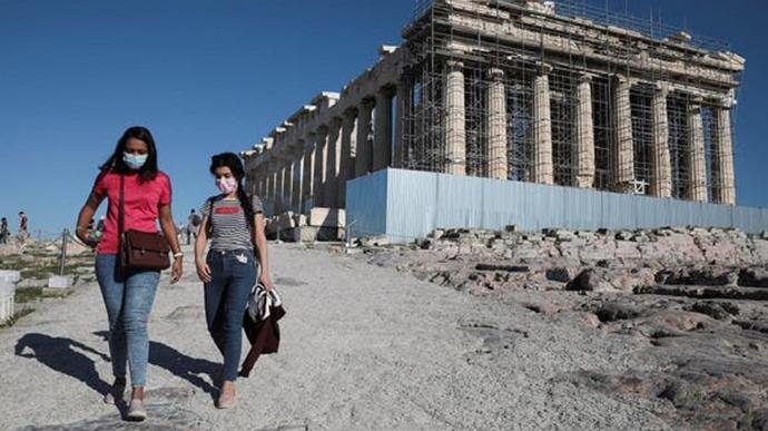 В Греции ввели чрезвычайные меры
