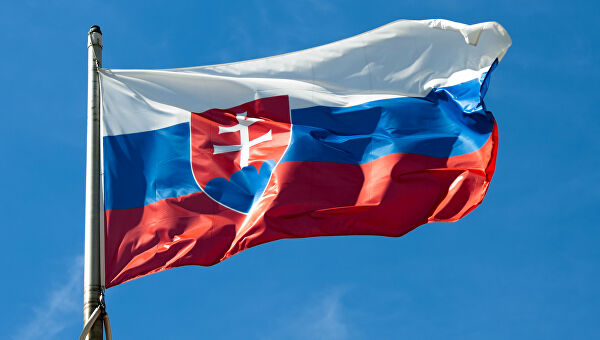 Словакия вводит веб-регистрацию для украинцев