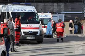 В Украине резко выросла госпитализация пациентов с COVID-19
