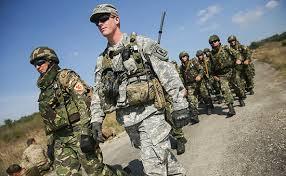США перебрасывают свои войска в Литву