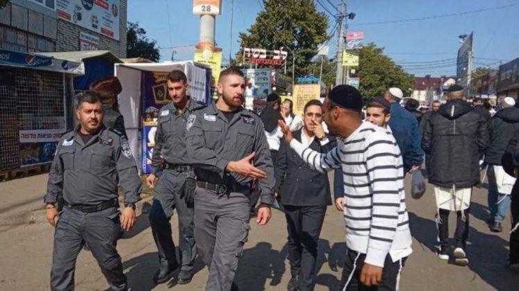 Израильские полицейские приедут в Умань в помощь украинской полиции