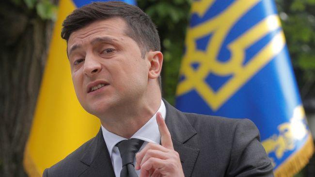 Зеленский прокомментировал конфликт на Донбассе