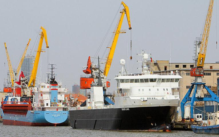 Россия и Беларусь готовят удар по портам Литвы