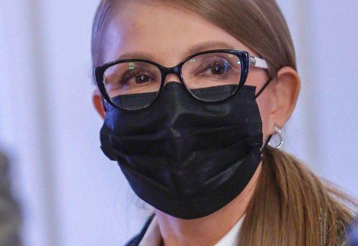 Тимошенко вернулась к работе после борьбы с коронавирусом