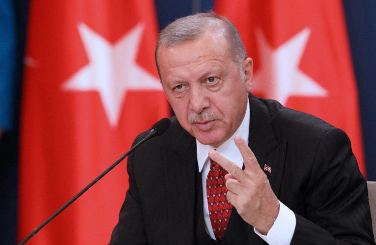 Президент Турции обвинил Францию в смерти одного миллиона человек