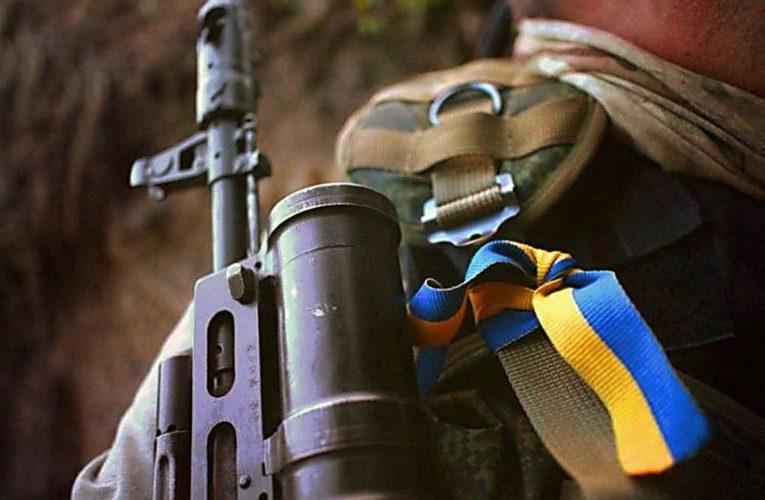 Від початку доби формування Росії обстріляли позицій ООС зі стрілецької зброї та гранатомета