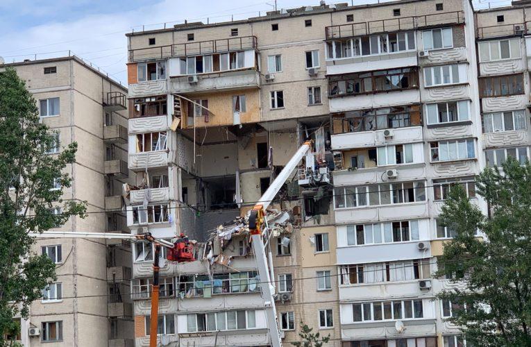 Леся Забуранна: Для всіх постраждалих від вибуху на Позняках уже виділено нове житло