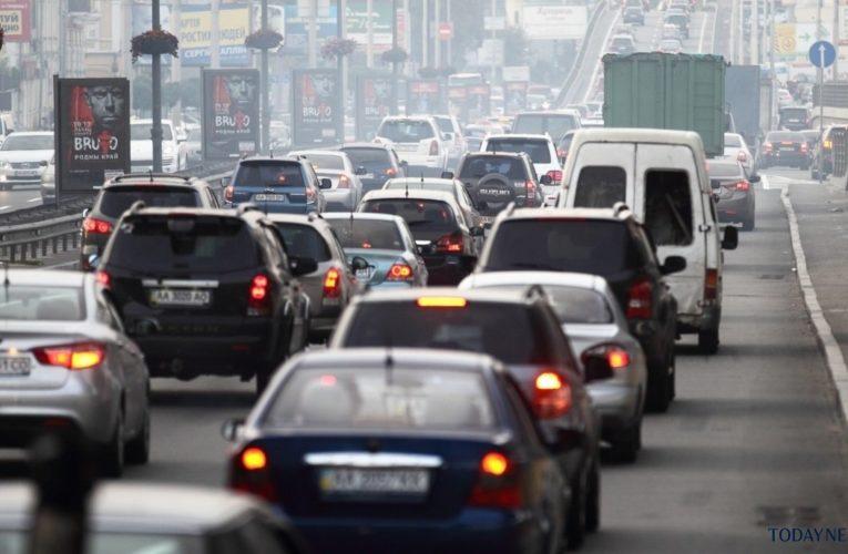 Названы три главных загрязнителя воздуха в Киеве