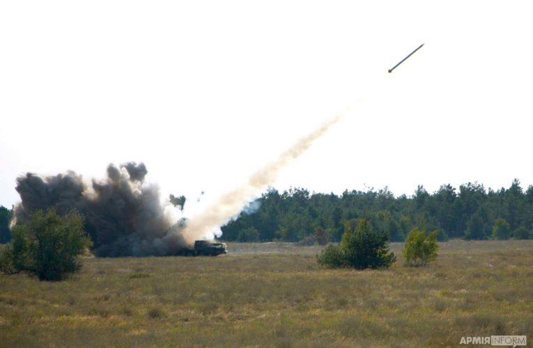 Украинские военные испытали модернизированные ракеты для Ольхи