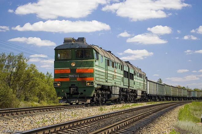 Строить железную дорогу на Луганщине будут китайцы