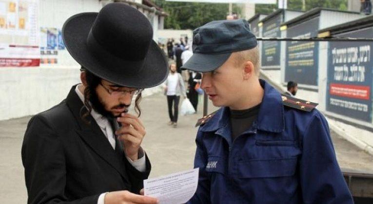 Полицейские Украины и Израиля обеспечат правопорядок в Умани во время Рош ха-Шана