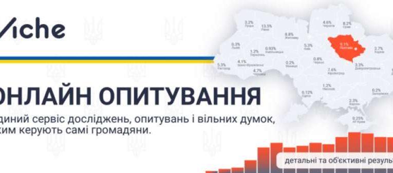 На портале iViche украинцы голосуют за мораторий на повышение коммунальных тарифов в период пандемии