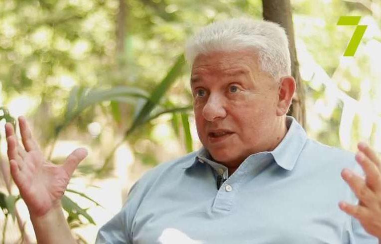 Зеленский объяснил, почему выдвинул в мэры Одессы комика Олега Филимонова