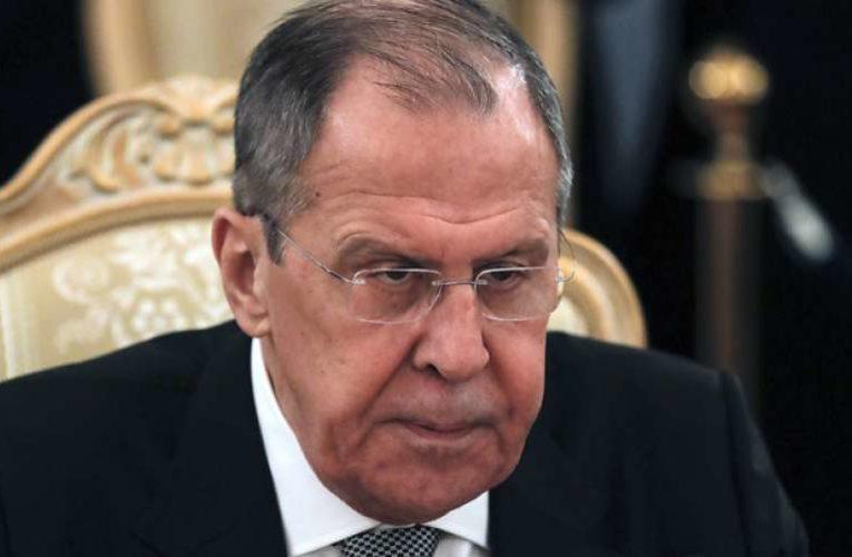 Глава МИД РФ Сергей Лавров призвал Белорусь не идти по стопам Украины