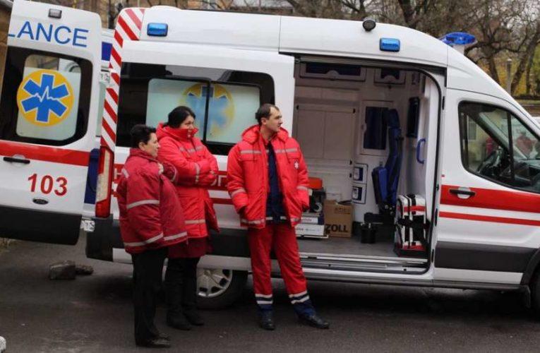 В Украине изменится процедура вызова бригады скорой помощи
