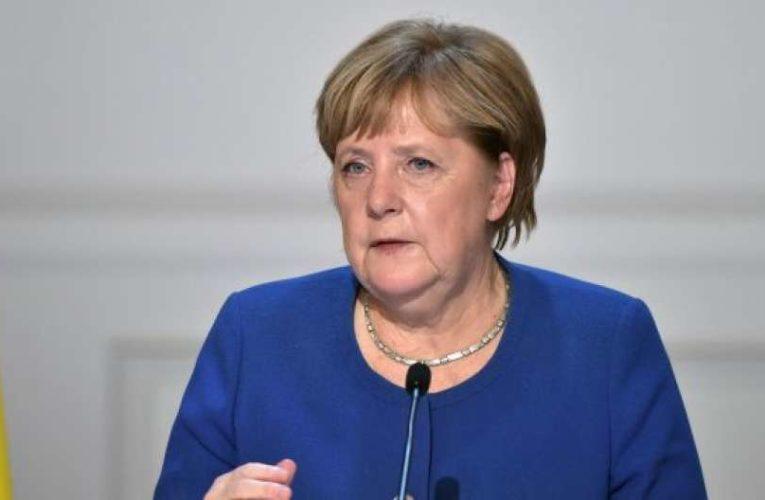 Меркель провела переговоры с Арменией и Азербайджаном по Нагорному Карабаху