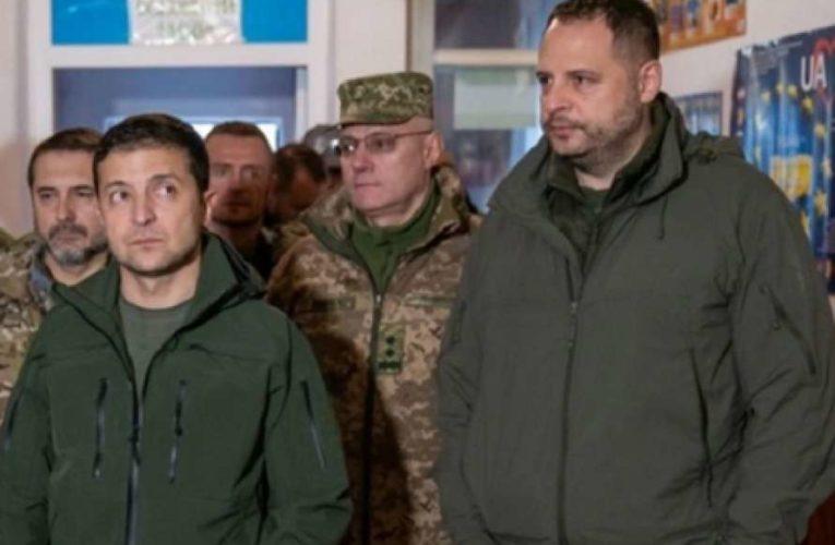 В ОП потребовали от членов украинской делегации ТКГ активизации переговоров