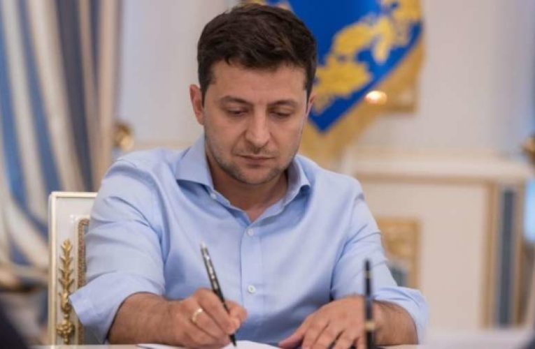 Зеленский назначил новых руководителей шести РГА