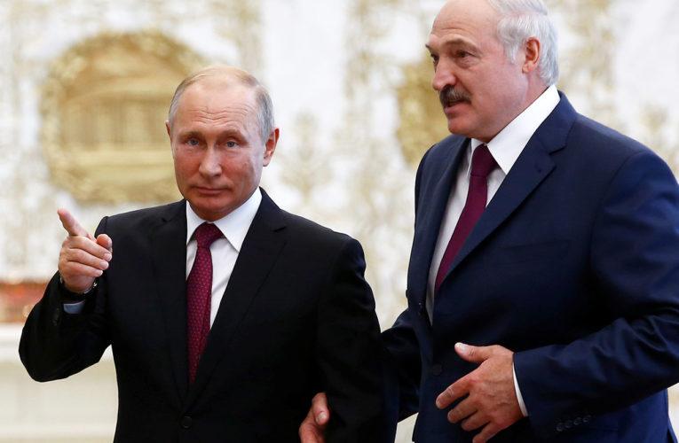 Лукашенко встретился с Путиным: итоги переговоров