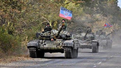 """В """"ДНР"""" обвинили Киев в """"разрушении"""" договоренностей по прекращению огня"""