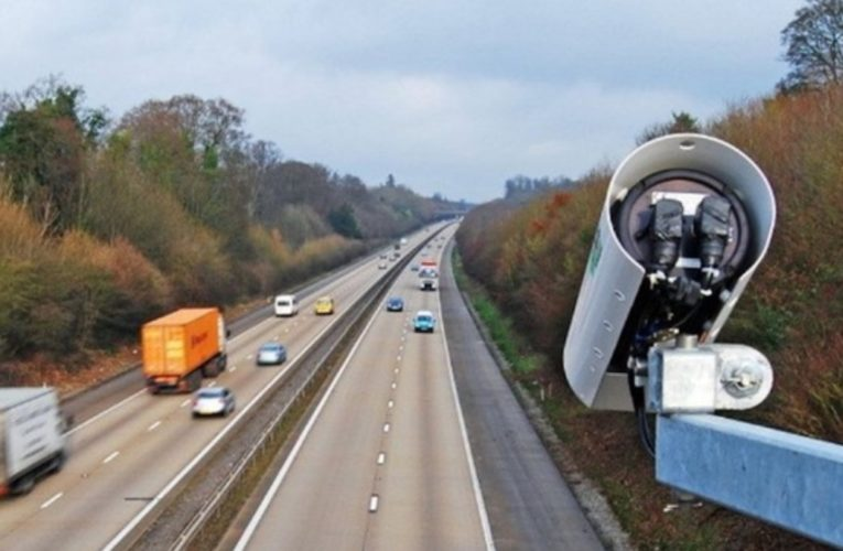 В Украине появится новый метод автофиксации нарушений скорости на дорогах