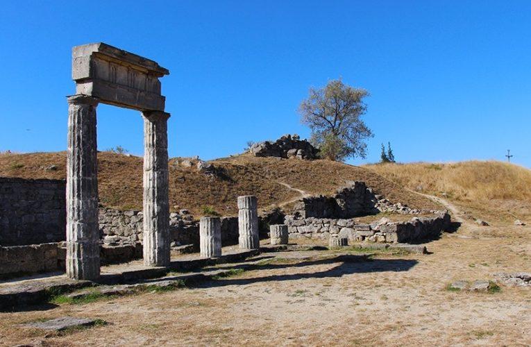 В Керчи обнаружен некрополь византийских «великанов»