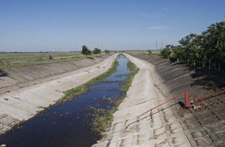В Минрегионе рассказали, когда пресная вода пойдет в Крым