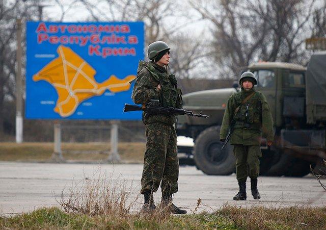Оккупация Крыма нанесла Украине около 1 триллиона гривен убытков — заместитель генпрокурора