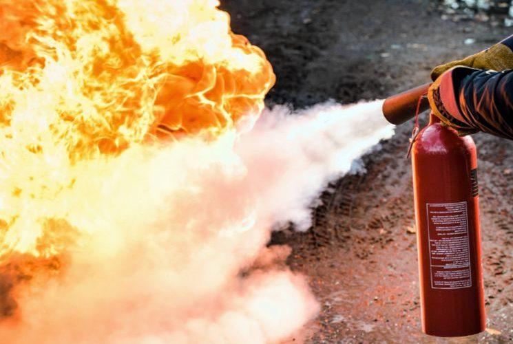 В Украине усилят ответственность за нарушение пожарных норм