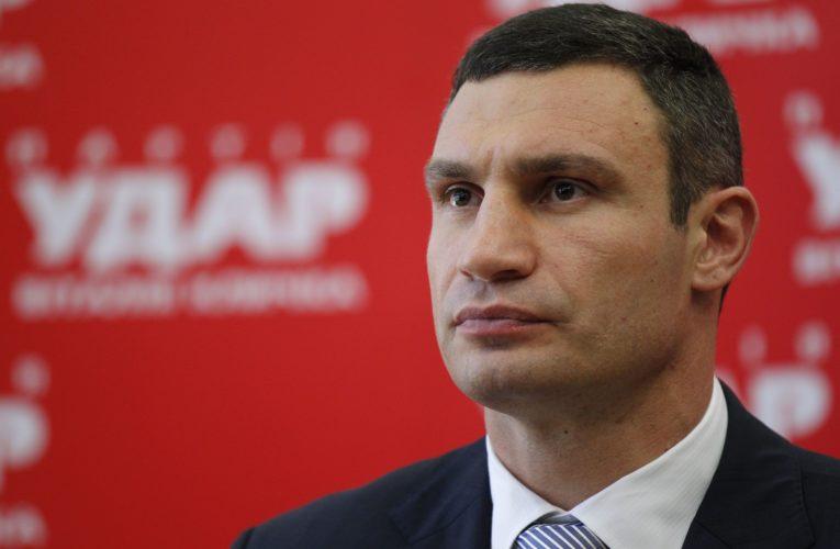 «УДАР» вийшов на перше місце у Києві та набирає майже 29% голосів, – Рейтинг
