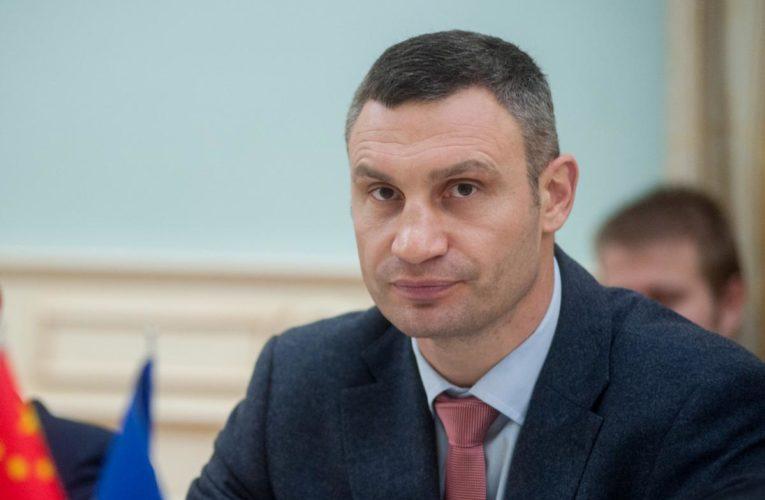 «Будь-яке об'єднання можливе лише навколо інтересів киян. «УДАР» йде на вибори самостійно», – Кличко відповів «ЄС» (ВІДЕО)