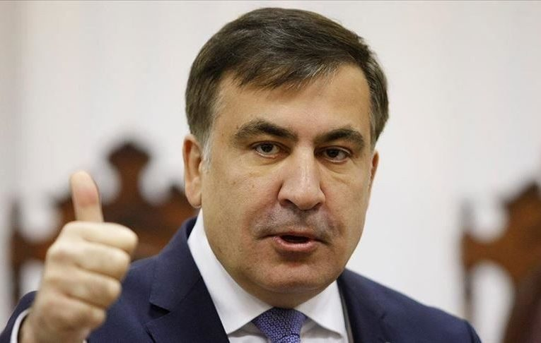 Власти РФ отреагировали на возвращение Саакашвили