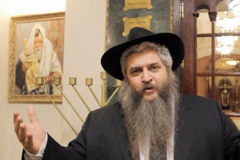 Главный раввин Украины обратился к паломникам-хасидам, приехавшим в Умань, с экстренным призывом